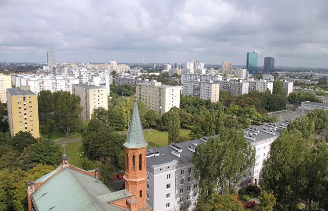 Muranow aujourd'hui. © Jacek Leociak